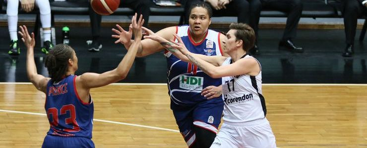 Beşiktaş TRC Adana Basket